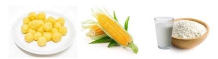 Смесь мучная хлебопекарная «Лига злаков»   (Кукурузная)